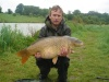 My best common and Pb was this 28lb from my local club lake