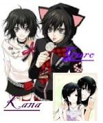 Kana & Guro Chidosee