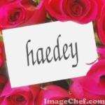haedey