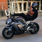 Cyborg Rider