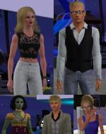 Les aides dans les Sims 3 2986-97