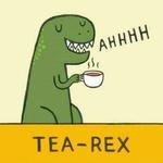 Maxime le t-rex