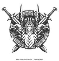 Dazkari the viking