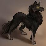 Wolf Sheikah