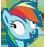 Rainbow Dash Loca