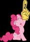 Pinkie Pie Número Un