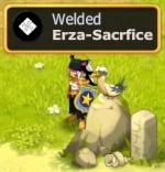 Erza-Sacrfice