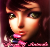 angel of animals
