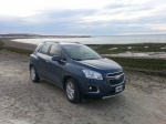 Manuales Chevrolet Tracker 160-92