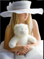 زهرة بيضاء