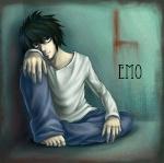 L é emo T-T !!