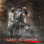 ||GEAT||Scorpion