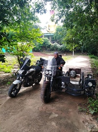 Les TRIKES Harley 11082-89