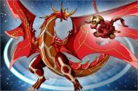 Neo Magma Dragonoid