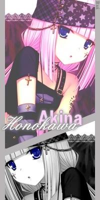 Akina Honokawa