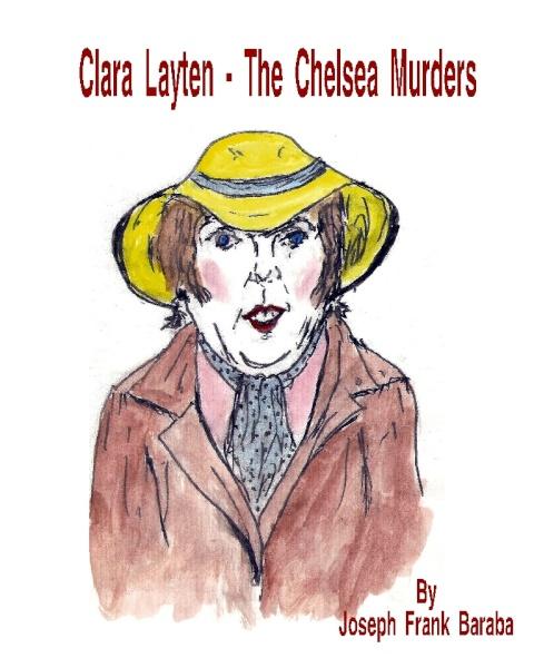 Clara Layten-The Chelsea Murders