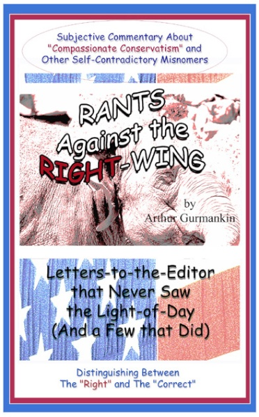 Rants Against the Right-Wing