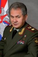 Sergey Shoygu