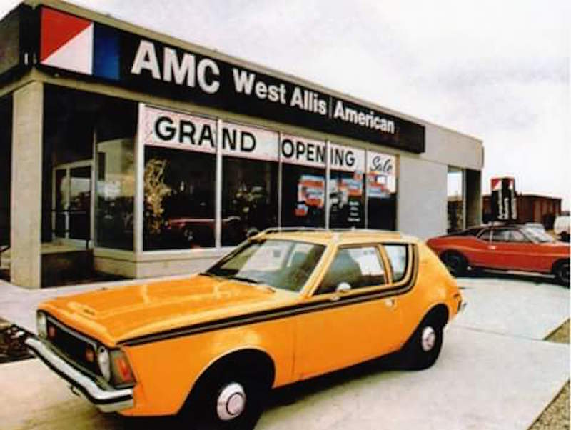 Les anciens AMC Jeep Renault Dealers 12523110