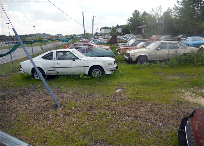 Les anciens AMC Jeep Renault Dealers 137010