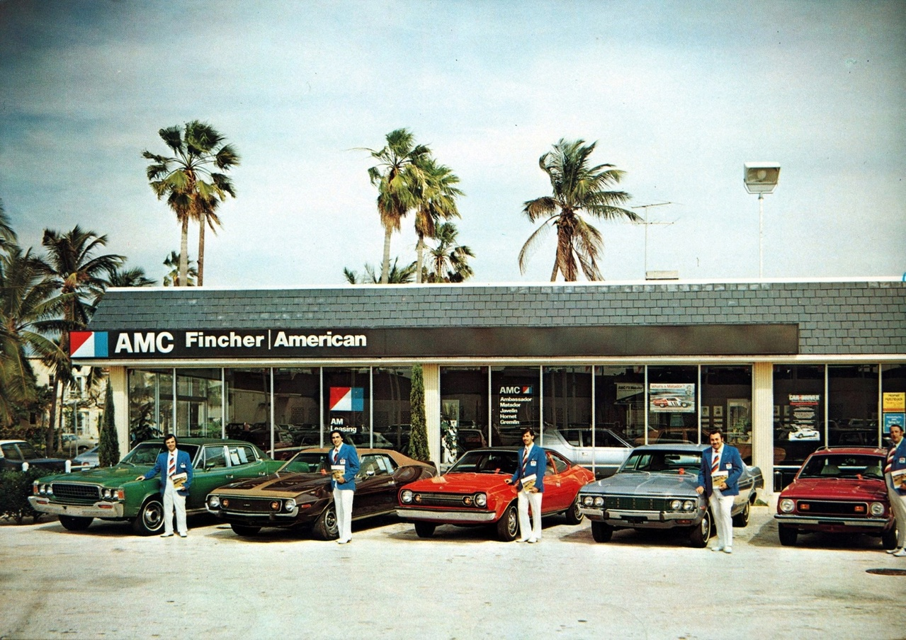 Les anciens AMC Jeep Renault Dealers 13767311