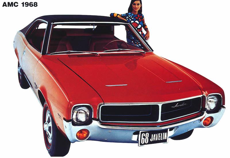 • AMC - Javelin • 1968-a10