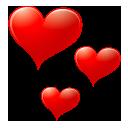 :redheart: