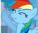 Rainbow Dash Awyeah