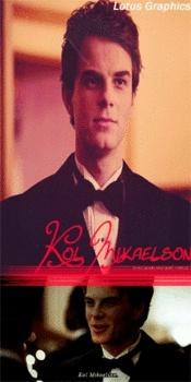 Kol B. Mikaelson