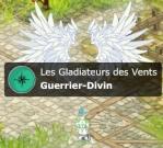 Guerrier-Divin