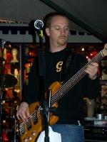 Alembic Bass player