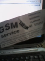 GSM SERVICE