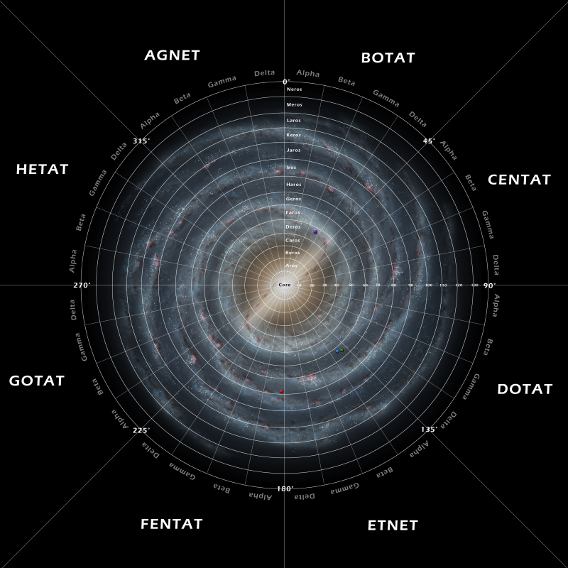Galactic Map Milky_10