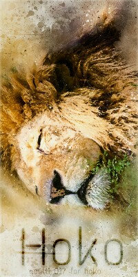 Rugissement du Lion