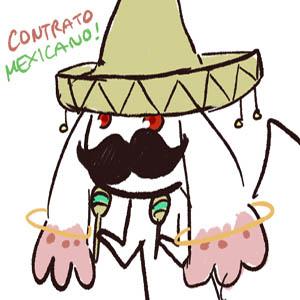 Kyubey Mexicano