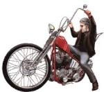Flake rider