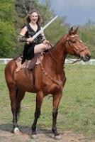 aga'the horsegirl