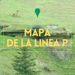 Mapa de la Línea P
