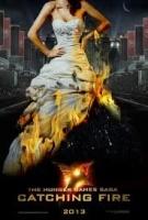 Chica en llamas