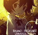 BRUNO - DESIGNER