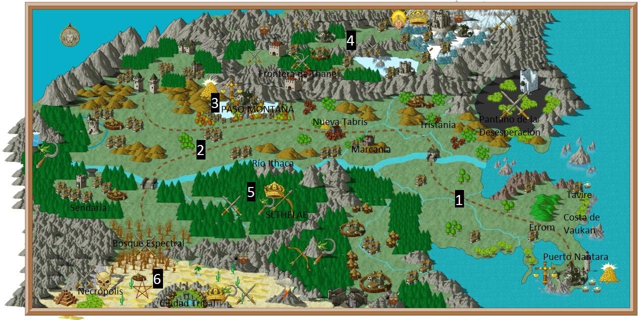 Mapa de Avalonia Avalon11