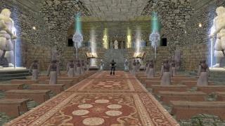 Abadía Willlmore: Capillla