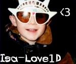 Isa-Love1D