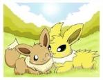 Jolteon Pokémon Relámpago