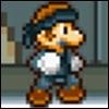 Solid Mario