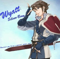 Wyatt Silverborn