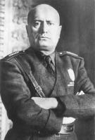 Antiguo Benito Mussolini
