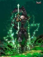 Atrahâsis le druide