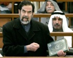 صدام وافتخر