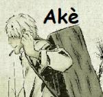 Akè, the man on Achérus